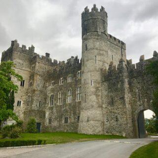 Kilkea Castle,a castle fit for a princess